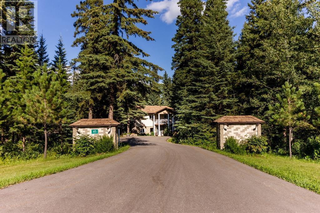 Find Homes For Sale at 45, 710082 Range 55 Road